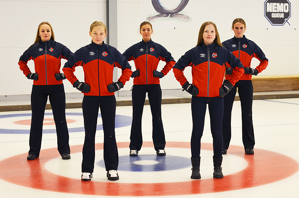 Teams | Curling events Östersund