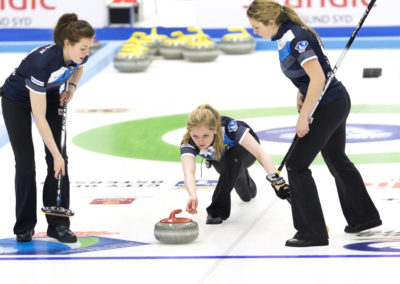 World Junior-B Curling Championships 2017, Östersund, Sweden